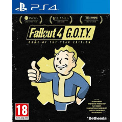FALLOUT 4 GOTY XBOX ONE EURO FR NEW
