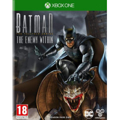 BATMAN L ENNEMI INTERIEUR THE TELLTALE SERIES XBOX ONE FR NEW