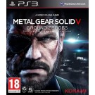 METAL GEAR SOLID V GROUND ZERO PS3 FR OCCASION
