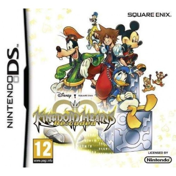 KINGDOM HEARTS RE:CODED NDS FAH OCCASION