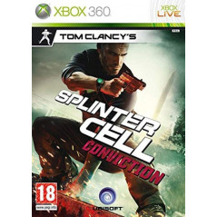 SPLINTER CELL CONVICTION XBOX 360 PAL-FR OCCASION