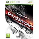 SPLIT SECOND VELOCITY XBOX 360 PAL-FR OCCASION