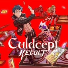 CULDCEPT REVOLT 3DS FR NEW