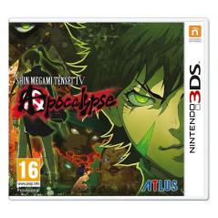 SHIN MEGAMI TENSEI IV APOCALYPSE 3DS PAL-UK NEW
