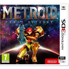 METROID SAMUS RETURNS 3DS UK OCCASION