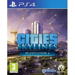 CITIES SKYLINES PLAYSTATION 4 EDITION PS4 FR OCCASION