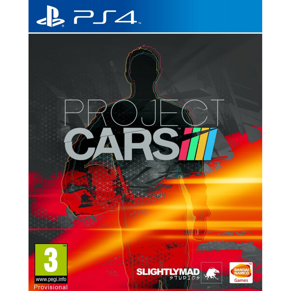 PROJECT CARS PS4 FR OCCASION