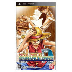 ONE PIECE ROMANCE DAWN PSP JPN OCCASION