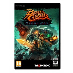 BATTLE CHASERS NIGHTWAR PC EURO NEW