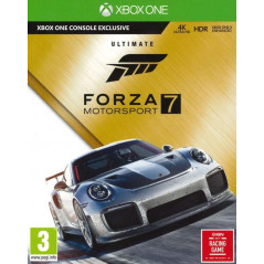 FORZA 7 ULTIMATE EDITION XBOX ONE EURO NEW