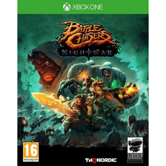 BATTLE CHASERS NIGHTWAR XBOX ONE FR NEW