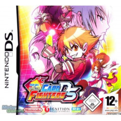 SNK VS CAPCOM CARD FIGHTERS DS EURO OCCASION