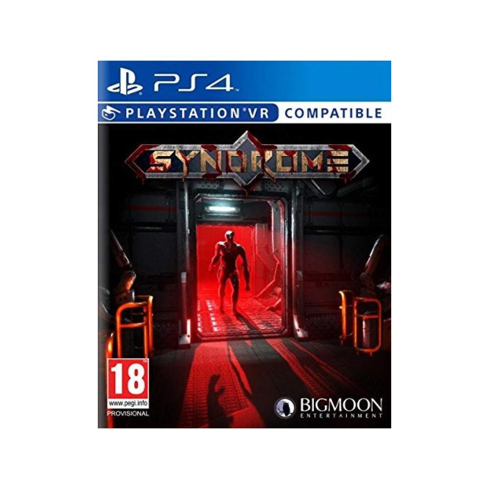 SYNDROME PSVR PS4 UK NEW