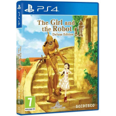 THE GIRL AND THE ROBOT DELUXE EDITION PS4 FR NEW
