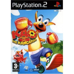 KAO THE KANGAROO ROUND 2 PS2 PAL-FR OCCASION