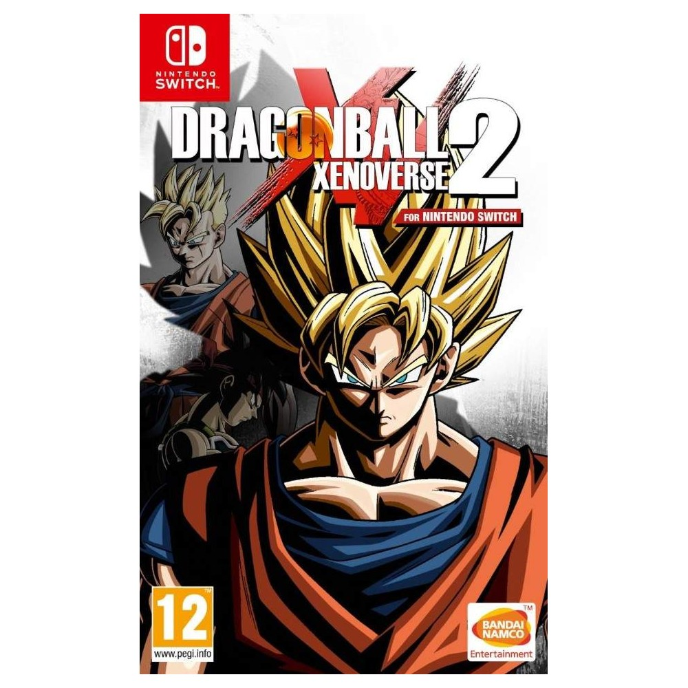 DRAGON BALL XENOVERSE 2 SWITCH FR OCCASION