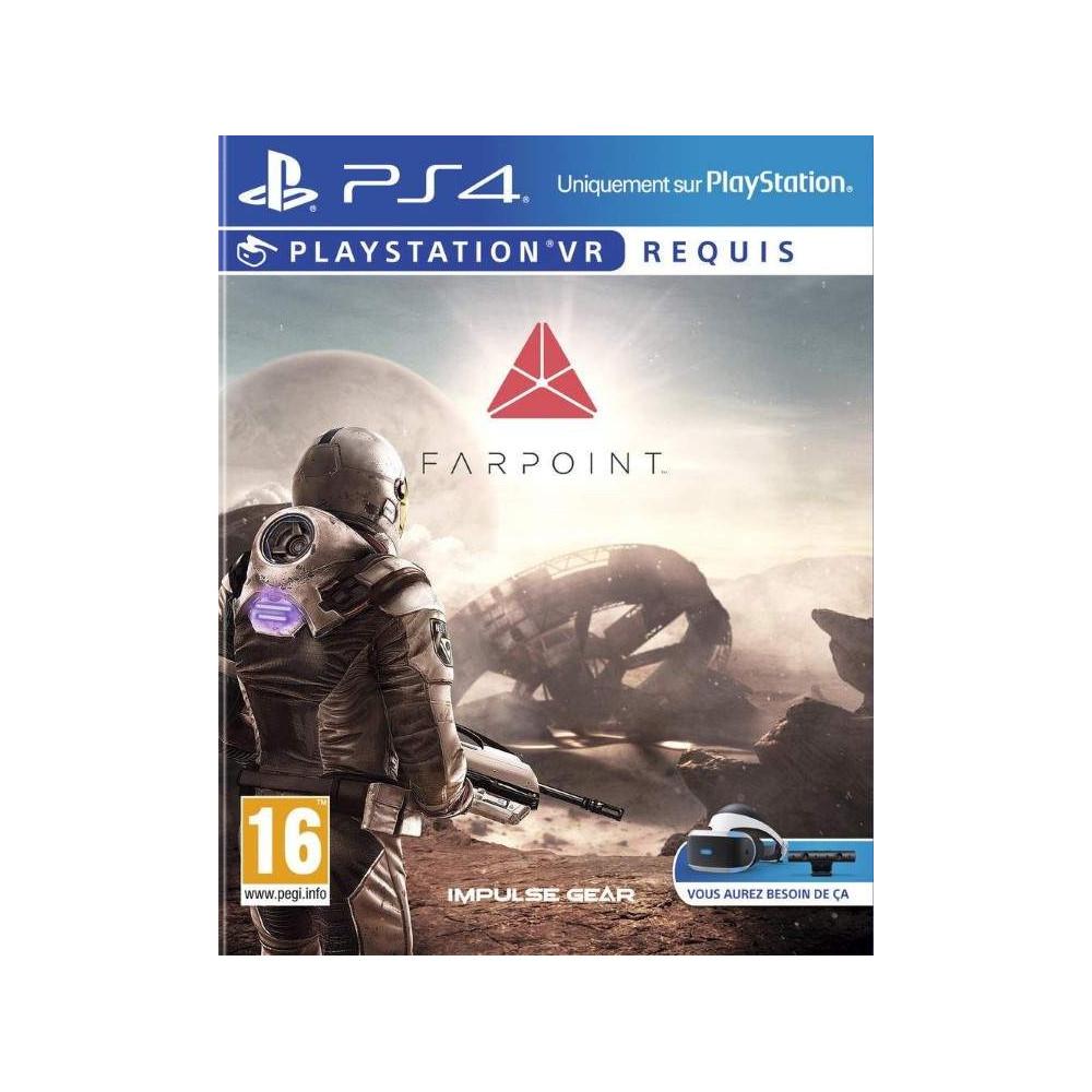 FARPOINT VR BUNDLE COPY PS4 FR OCCASION