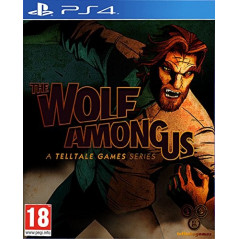 THE WOLF AMONG US PS4 UK OCCASION