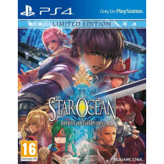 STAR OCEAN INTEGRITY AND FAITHLESS LIMITED EDITION PS4 EURO OCCASION