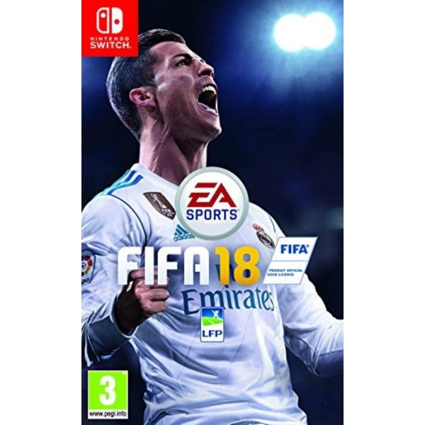 FIFA 18 SWICTH FR OCCASION