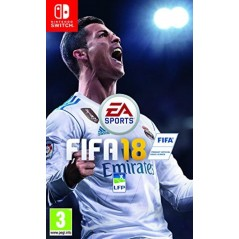 FIFA 18 SWITCH EURO FR OCCASION