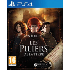 KEN FOLLETT LES PILIERS DE LA TERRE PS4 FR NEW