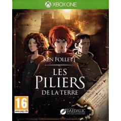 KEN FOLLETT LES PILIERS DE LA TERRE XBOX ONE FR NEW