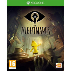 LITTLE NIGHTMARES XBOX ONE UK OCCASION