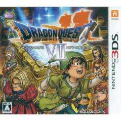 DRAGON QUEST 7 3DS JAP OCC