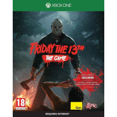 FRIDAY 13 THE GAME XBOX ONE UK NEW