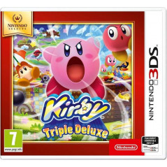 KIRBY TRIPLE DELUXE NINTENDO SELECT 3DS FR NEW