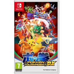 POKKEN TOURNAMENT DX SWITCH UK OCCASION