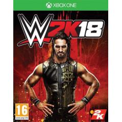 WWE 2K18 XBOX ONE FR NEW