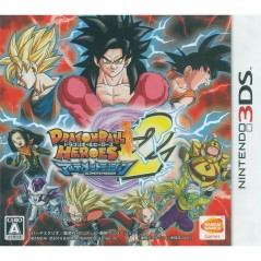 DRAGON BALL HEROES ULTIMATE MISSION 2 3DS JAP