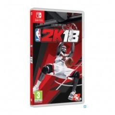 NBA 2K18 EDITION LEGEND SWITCH FR NEW
