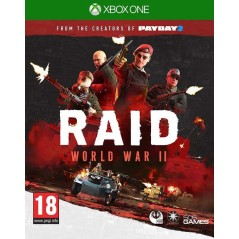 RAID: WORLD WAR II XONE UK NEW