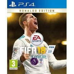 FIFA 18 RONALDO EDITION PS4 UK NEW