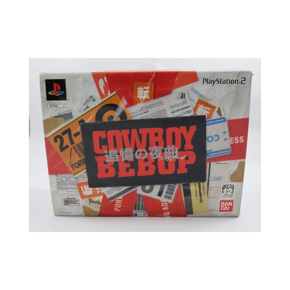 COWBOY BEBOP SERENADE LIMITED EDITION PS2 NTSC-JPN OCCASION