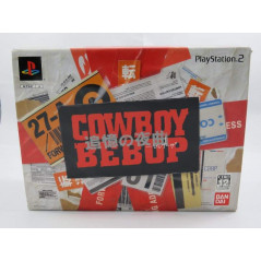 COWBOY BEBOP SERENADE LIMITED EDITION PS2 NTSC-JPN OCCASION