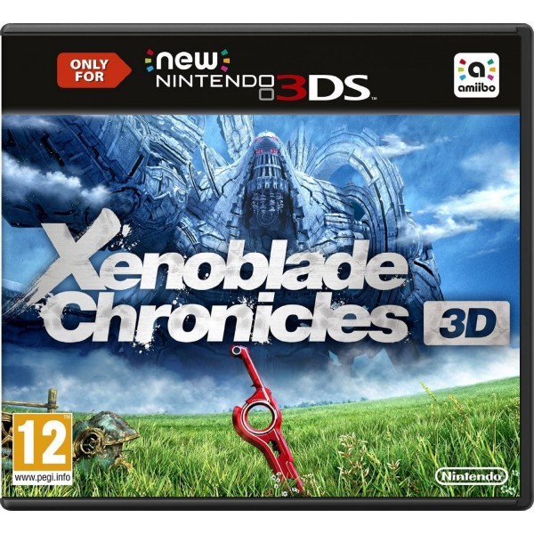 XENOBLADE CHRONICLES 3DS MULTI OCC