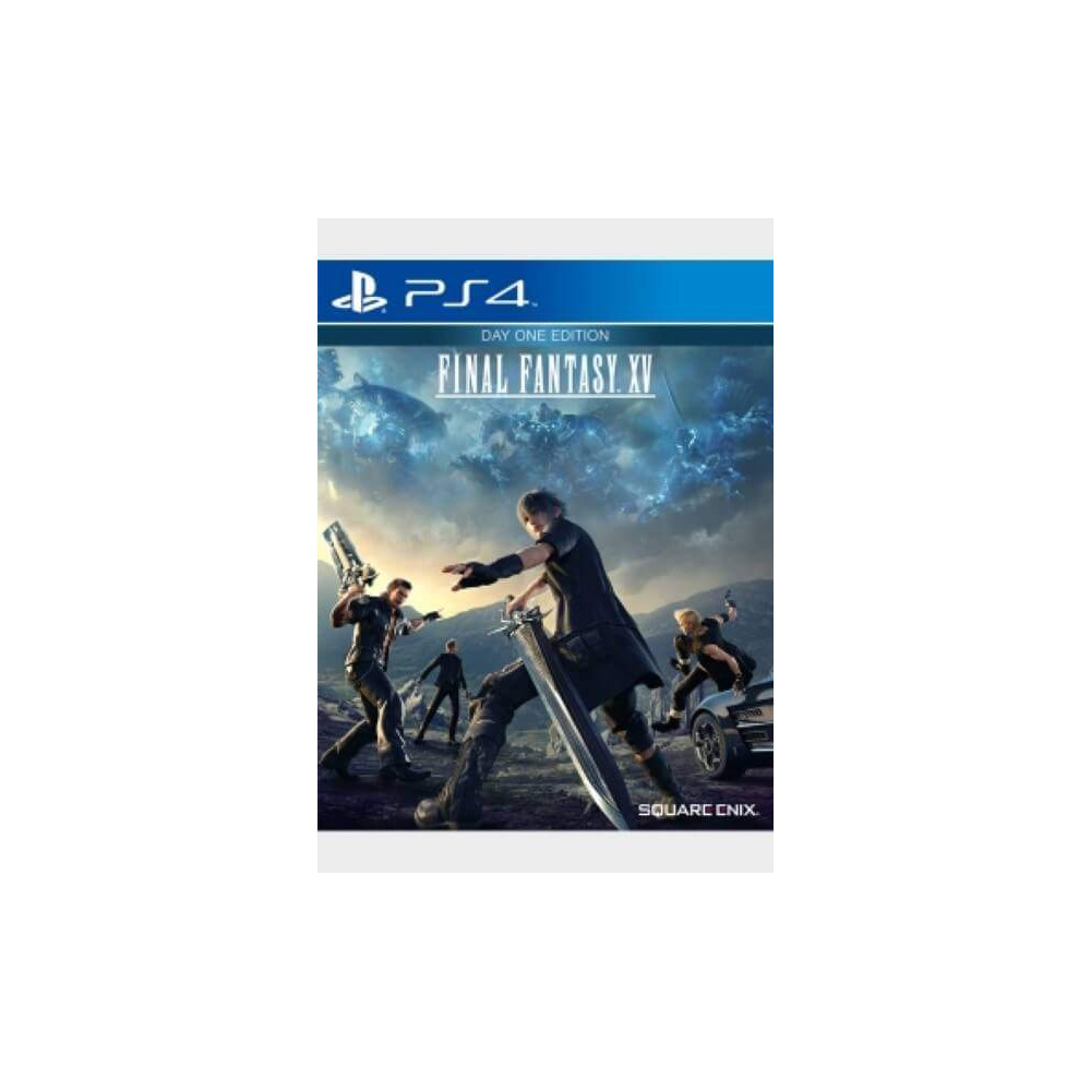 FINAL FANTASY XV DAY ONE EDITION PS4 EURO FRANCAIS OCCASION