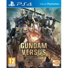GUNDAM VERSUS PS4 UK OCCASION