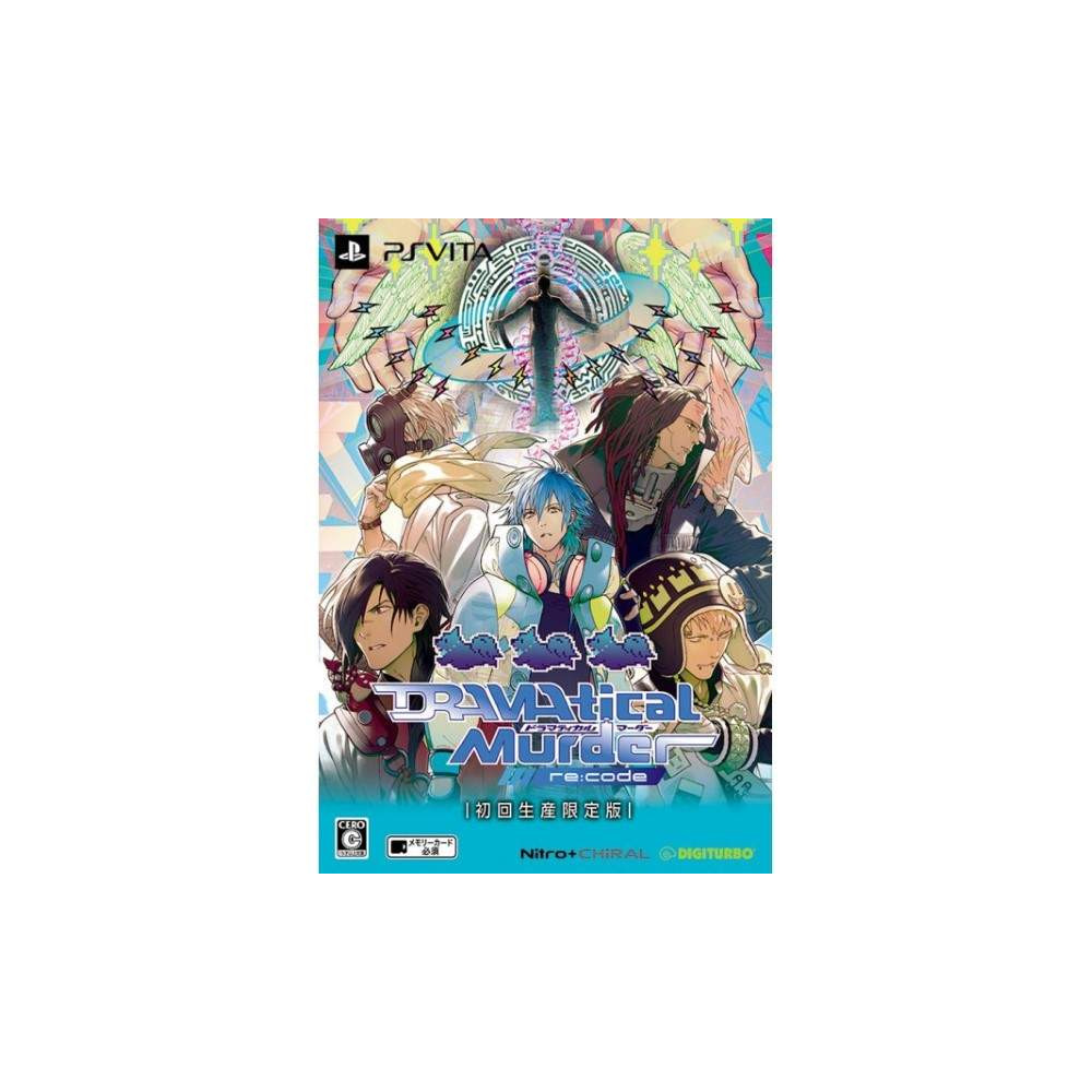 DRAMATICAL MURDER RE:CODE [LIMITED EDITION] PS VITA JPN NEW