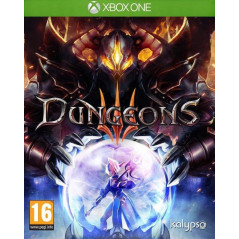 DUNGEONS III XBOX ONE FR NEW