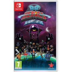 88 HEROES 98 HEROES EDITION SWITCH EURO FR OCCASION