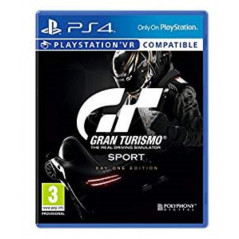 GRAN TURISMO SPORT DAY ONE EDITION PS4 EURO FR NEW