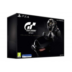 GRAN TURISMO SPORT COLLECTOR EDITION PS4 EURO FR NEW
