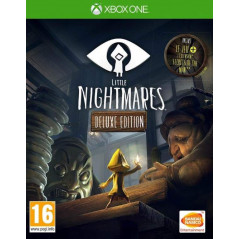 LITTLE NIGHTMARES DELUXE XBOX ONE FR NEW