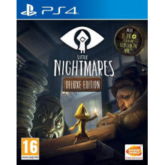 LITTLE NIGHTMARES DELUXE PS4 FR NEW