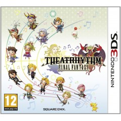 THEATRHYTHM FINAL FANTASY 3DS UK OCC